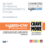 Connected Media World at NAB Show 2014